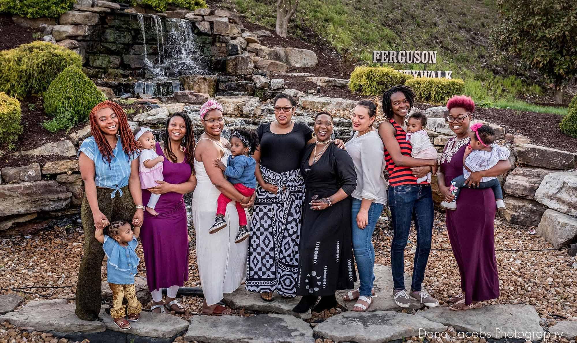 jamaa birth village team